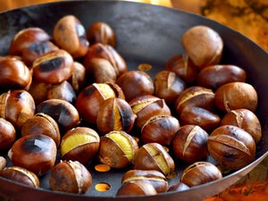 Sweet Chestnuts, 400g (Vac Packed)
