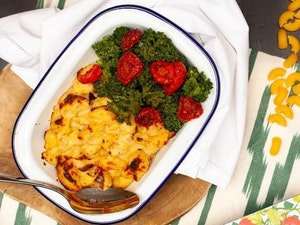 Macaroni Cheese, One Person, 350g