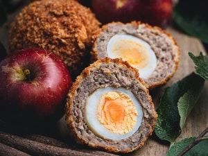 Scotch Egg, Pork and Apple, 150g, each