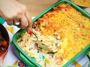 Fish Pie, One Person, 400g