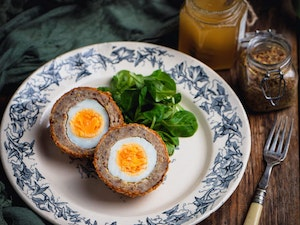 Scotch Egg, Honey and Mustard, 150g, each