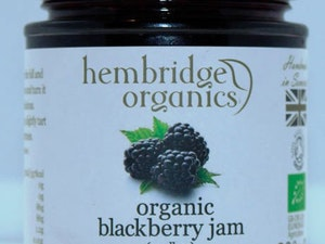 Organic Blackberry Jam (Seedless), 230g