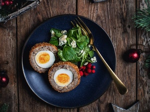Scotch Egg, Christmas Stilton and Cranberry, 150g