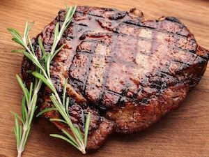 Rump Steak 10oz, Red Devon Beef, 254g