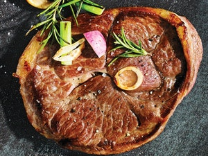 Lamb, Leg Steaks 8oz, each, 227g