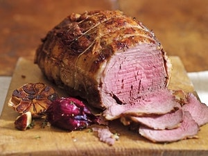 Silverside Joint, Red Devon Beef