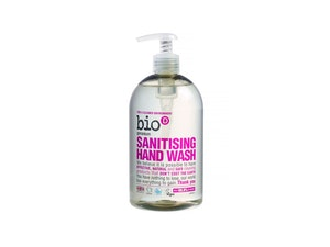 Hand Wash, Geranium, 500ml