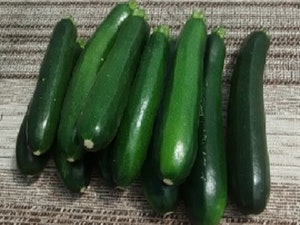 Courgettes, Organic, Local, 400gms