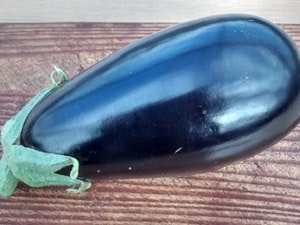 Aubergine, Organic, Local, each