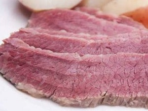 Sliced Salt Beef, 150g approx