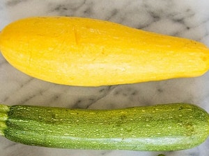 Courgettes, Naturally Grown, 400gms