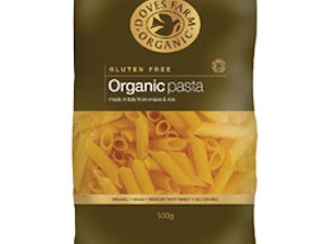 Penne, Maize & Rice (Gluten Free), 500gms