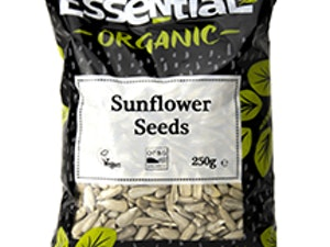 Sunflower Seeds, Organic, 250gms