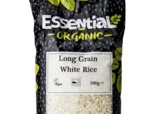 Rice, Organic Long Grain, White, 500gms